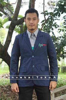 harga baju jas kantor pria
