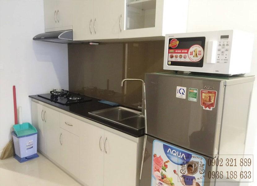 phòng ngủ căn hộ 100m2 tại Lexington Luxury cho thuê