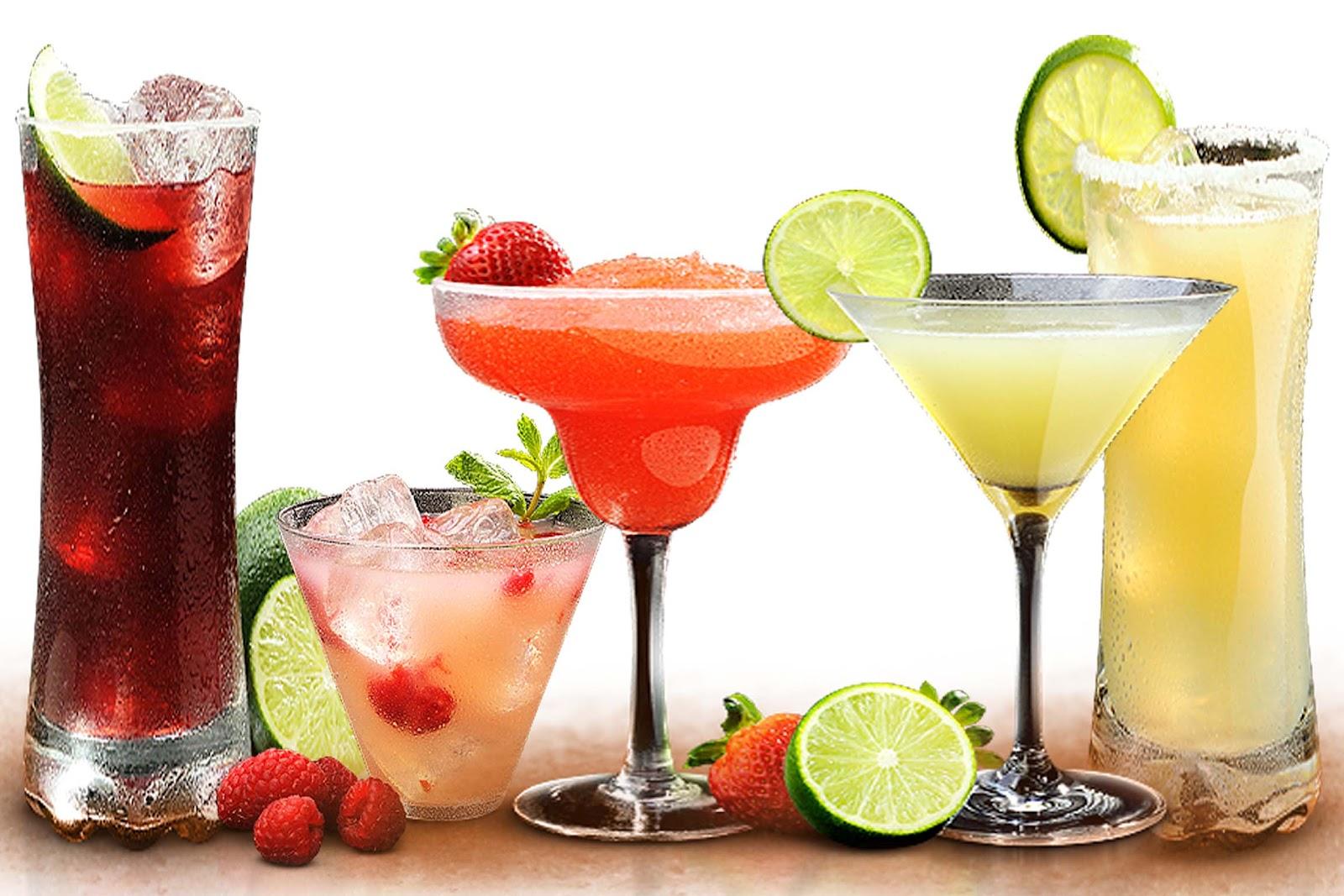 5 Cócteles Margaritas: que te harán enloquecer de placer  5 Cócteles Mar...