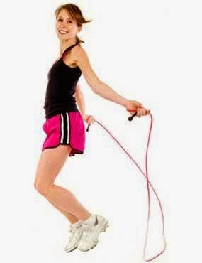 Olahraga Lompat Tali Atau Biasa Disebut Skipping Ini Membantu Anda Untuk Meregangkan Otot Otot Paha Dan Betis Anda Sehingga Dapat Menambah Tinggi Badan