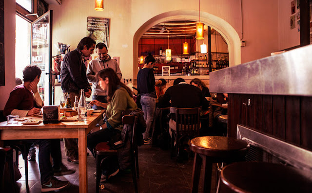 Horários de refeições em Barcelona