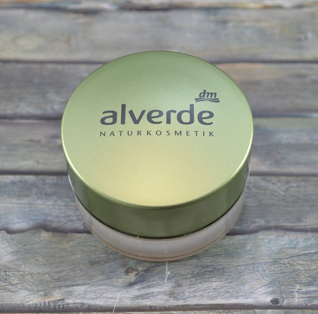 Alverde Gel Make-Up 10 soft honey
