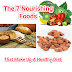 The 7 Nourishing Foods That Make Up A Healthy Diet