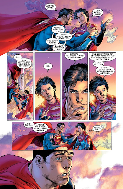 """Superman"" núm. 7 de Brian Michael Bendis"