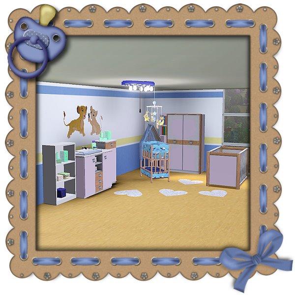 Sims marktplatz s3 babyzimmer lars - Sims 3 babyzimmer ...