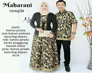 foto baju batik seragam keluarga