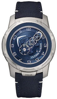 Montre Ulysse Nardin Freak Out