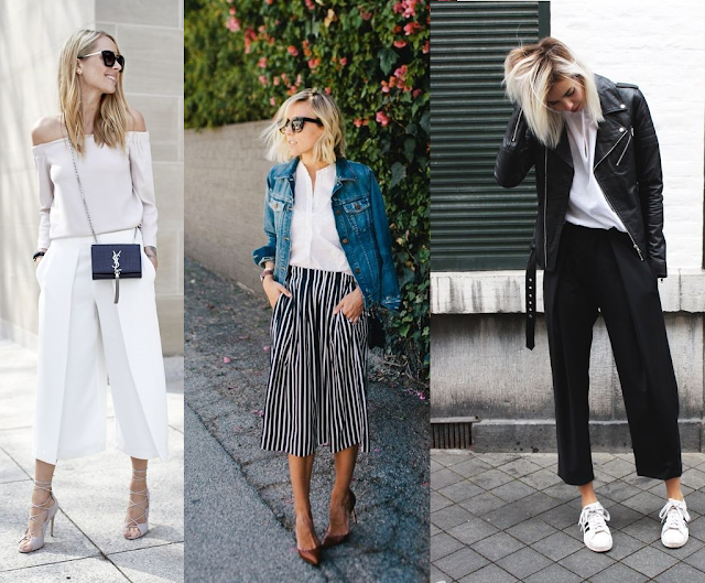 How To Style // Culottes
