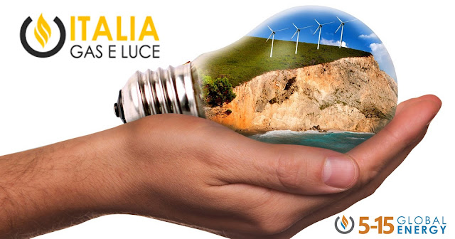 Italia Gas e Luce collabora con 5-15 Global Energy