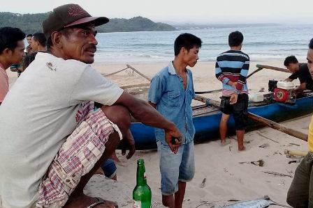 berkunjung ke pulau sumba di pantai rua om nanga bercerita tentang nihiwatu