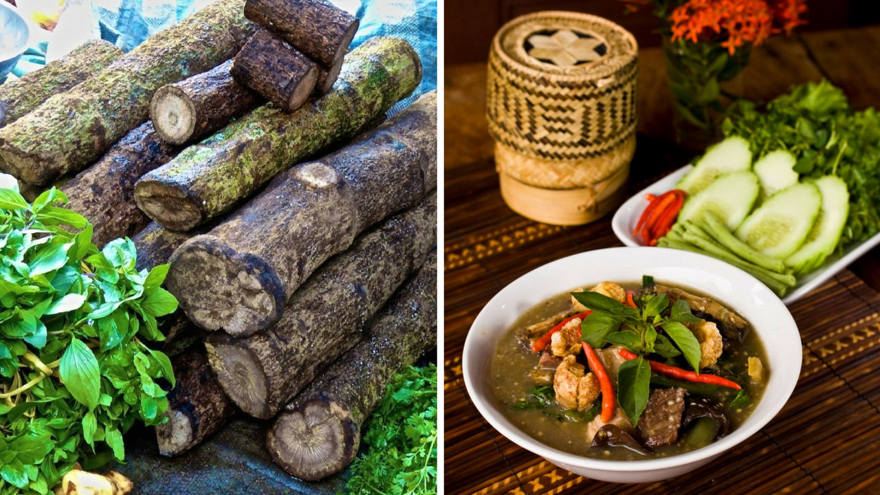 Top 10 bizarre foods on the trip to Laos