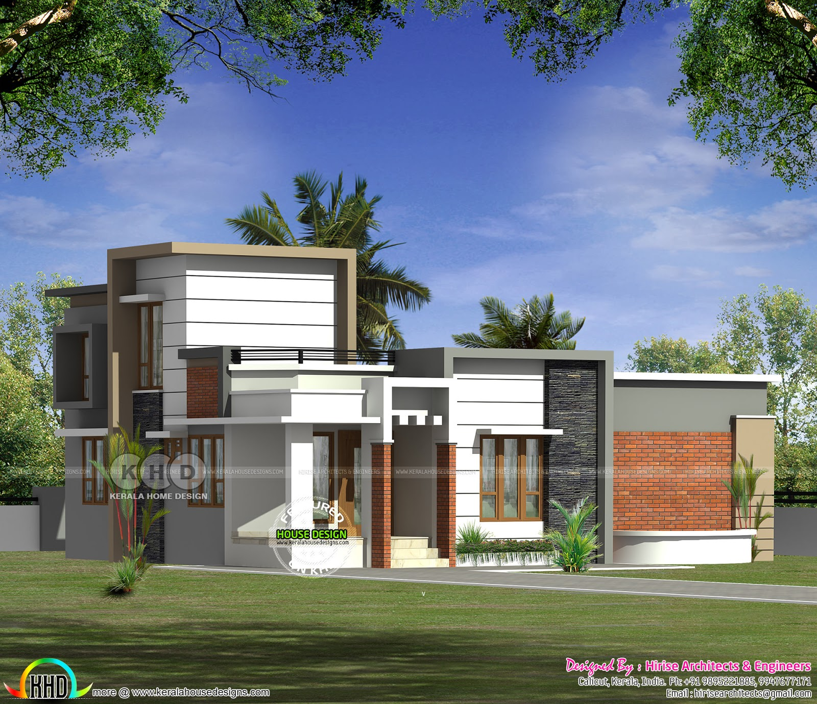 March 2019 Kerala Home Design And Floor Plans 8000 Houses