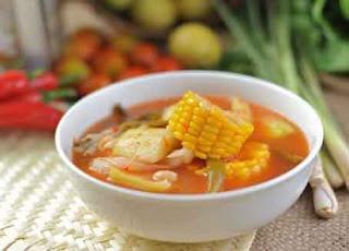 Resep Sayur Asem Sunda Yang Enak Dan Praktis