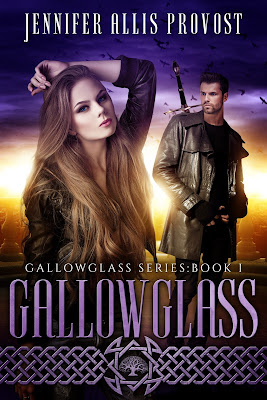 book, cover, gallowglass, jennifer-allis-provost