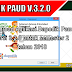 Download Aplikasi Dapodik Paud Versi 3.2.1 untuk semester 2 tahun 2018