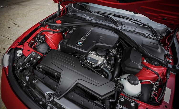 2014 BMW 428i Horsepower