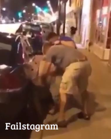 This Video Showed How Karma Taught These Bad Guys A Tough Life Lesson!