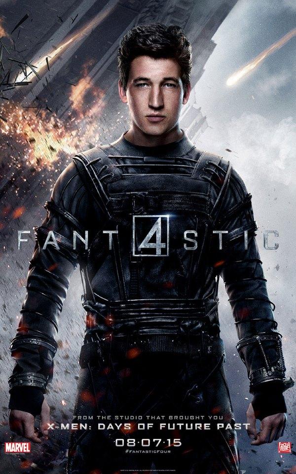 Poster 5: Fantastic Four 2