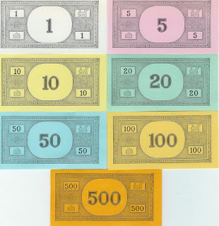 Monopoly geld am anfang