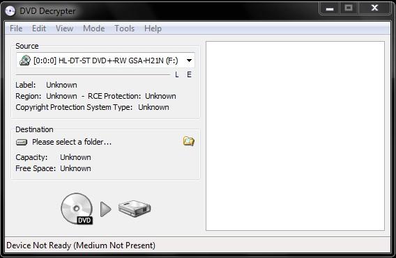 dvd decripter