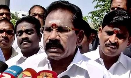 Minister Sellooer Raju press meet at Madurai