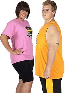 Blue Collar Confessions: 'Biggest Loser' stars are crashing at my house