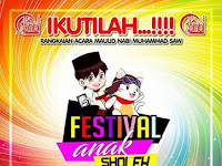 Festival Anak Sholeh Digelar di Karawang, 3 Desember 2017