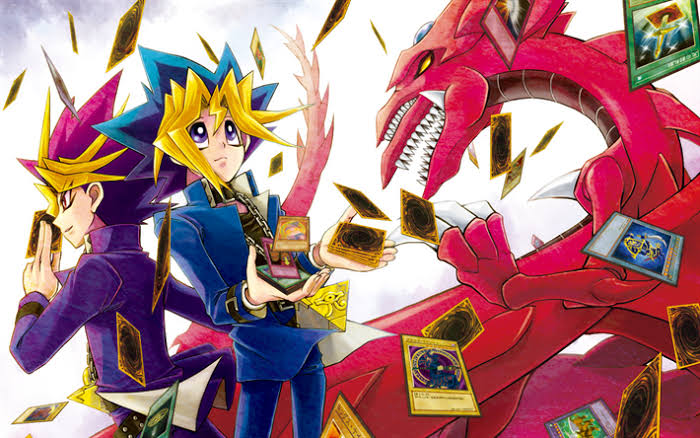 Yugi Muto - Slifer o Dragão do Céu