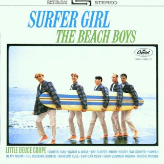 The Beach Boys - Surfer Girl on Surfer Girl (1963)