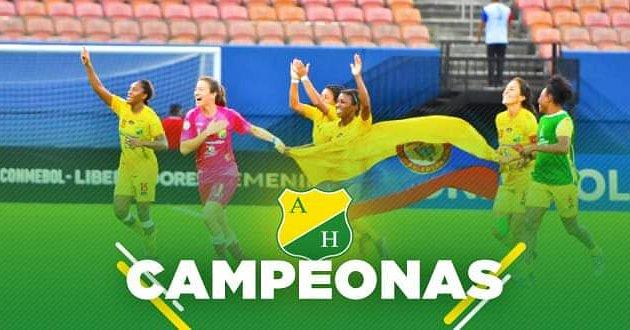Premio de la Libertadores sí será para jugadoras del Huila