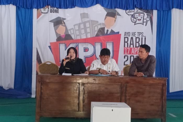 KPU Bone Ajak Mahasiswa Sosialisasikan Pemilu 2019