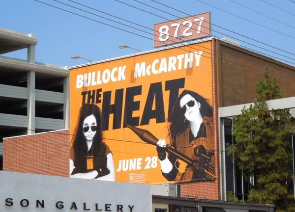 Heat 2013 billboard