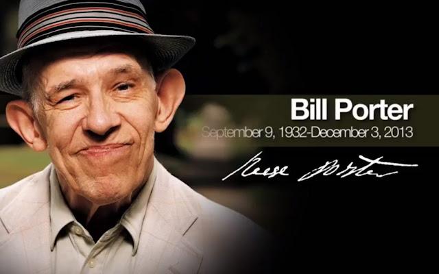 Hasil gambar untuk Bill Porter
