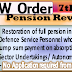 7th CPC Pension Revision: Restoration of full pension in respect of Armed Forces pensioner absorbed in PSUs/ Autonomous bodies