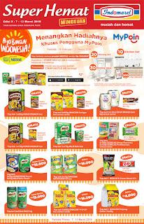 Katalog Promo Indomaret Super Hemat Edisi 7 Maret Sampai 13 Maret 2017