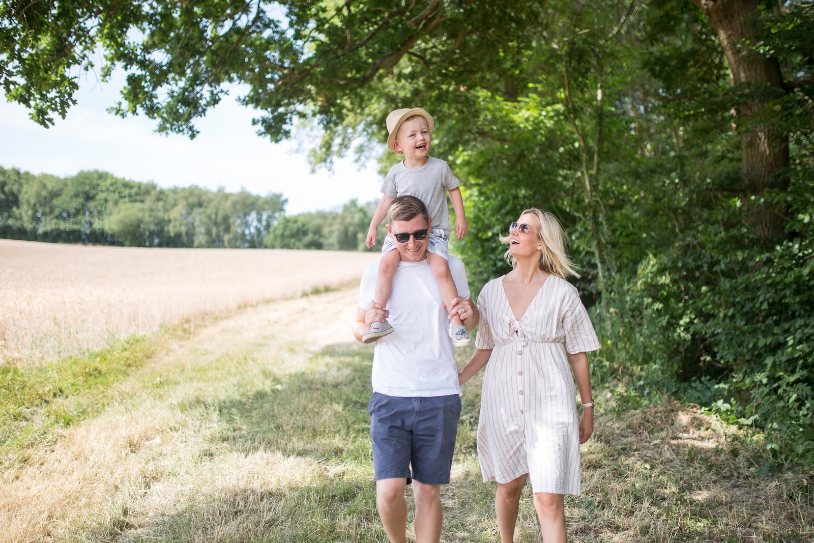 Life as Mrs Carrick: Family Photoshoot with Florence Berry Photography