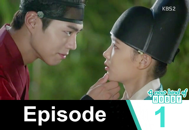 Love in the Moonlight - Episode 1 Review - The Troublemaker Crown Prince
