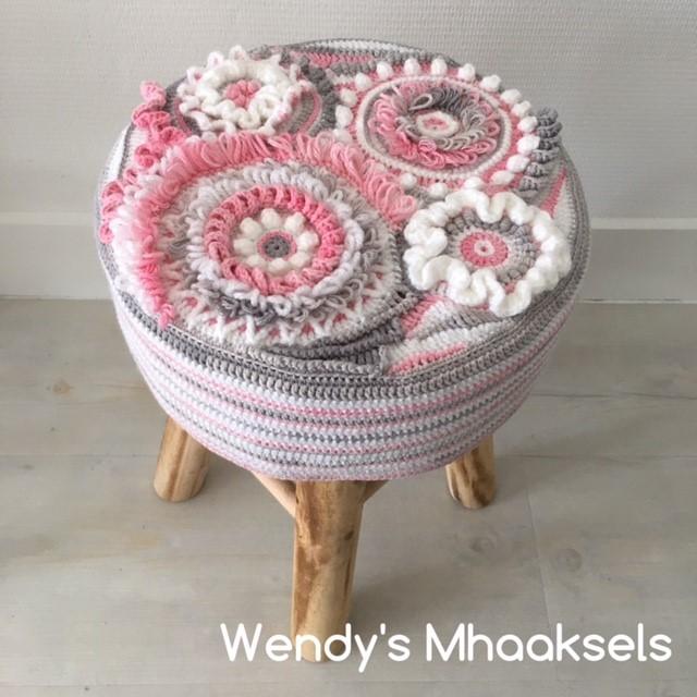 Wendys Mhaaksels Freeform Haken Freeform Crochet