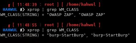 OWASP ZAP과 Burp suite의 색상 바꾸기(Change color ZAProxy, Burp