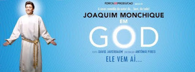 Peça de Teatro - GOD no Casino de Lisboa