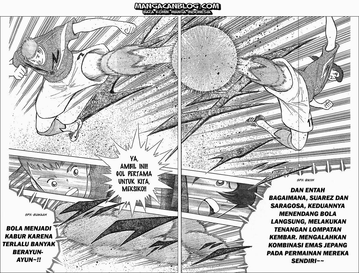 Captain Tsubasa – Rising Sun Chapter 04-8