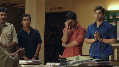 Himansh Kohli Desktop Image In Ranchi Diaries Movie