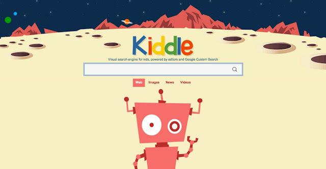Green Pear Diaries, Kiddle, buscador de internet para niños