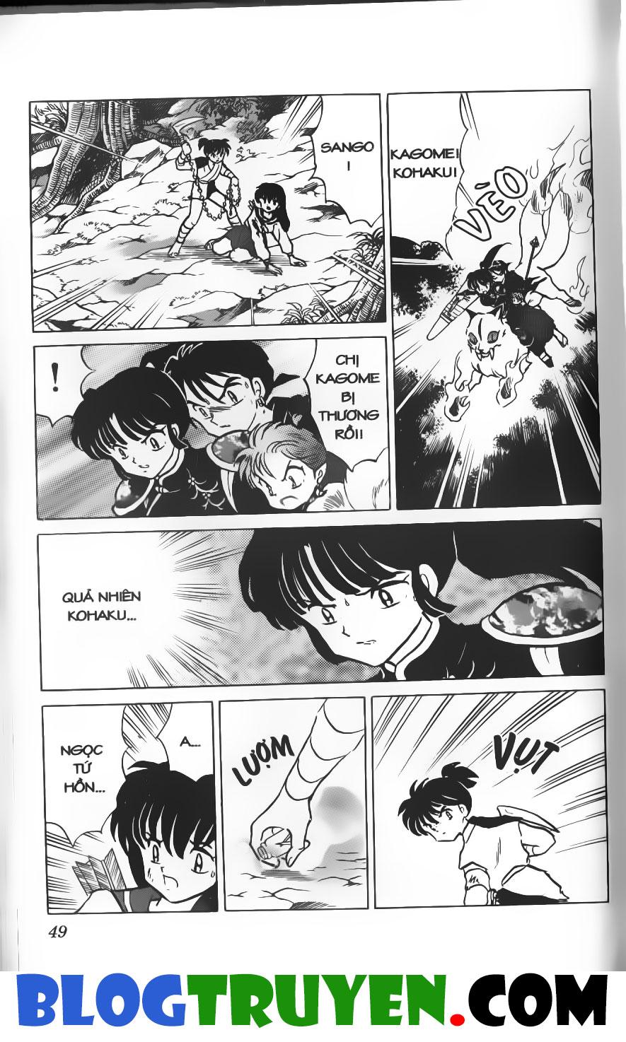 Inuyasha vol 19.3 trang 10