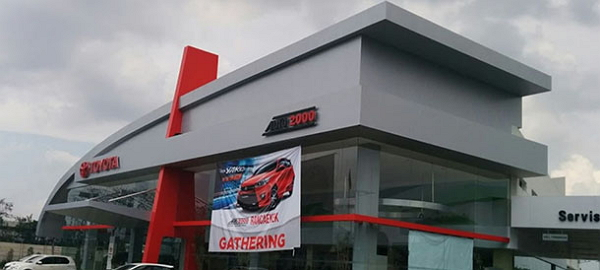 Toyota Auto 2000 Rancaekek 1 Dari Daftar Dealer Toyota Di Bandung