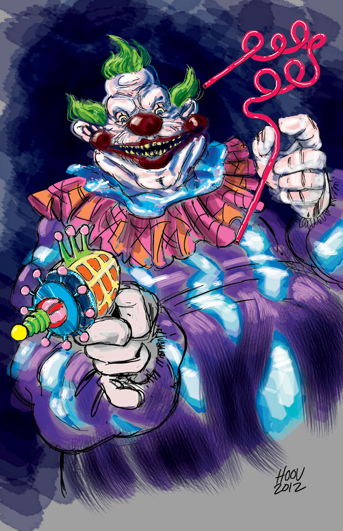Images for killer klowns from outer space 2 - killer klowns from outer space 2