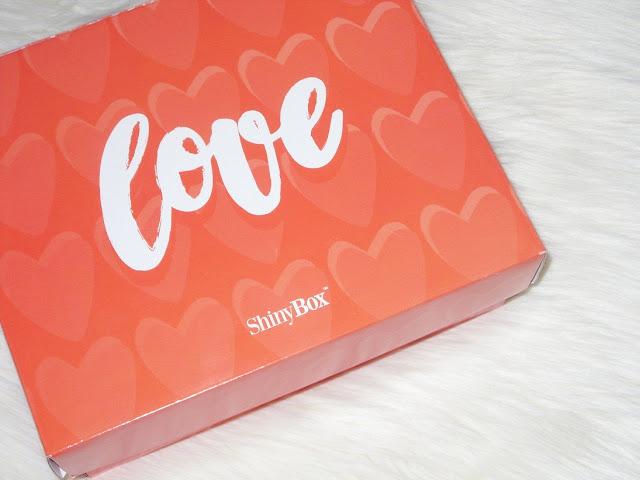 """Shiny Box """"Love"""" i """"Create Your Style"""""""
