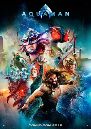 Aquaman 2018 BRRip 1080p Dual Audio In Hindi English