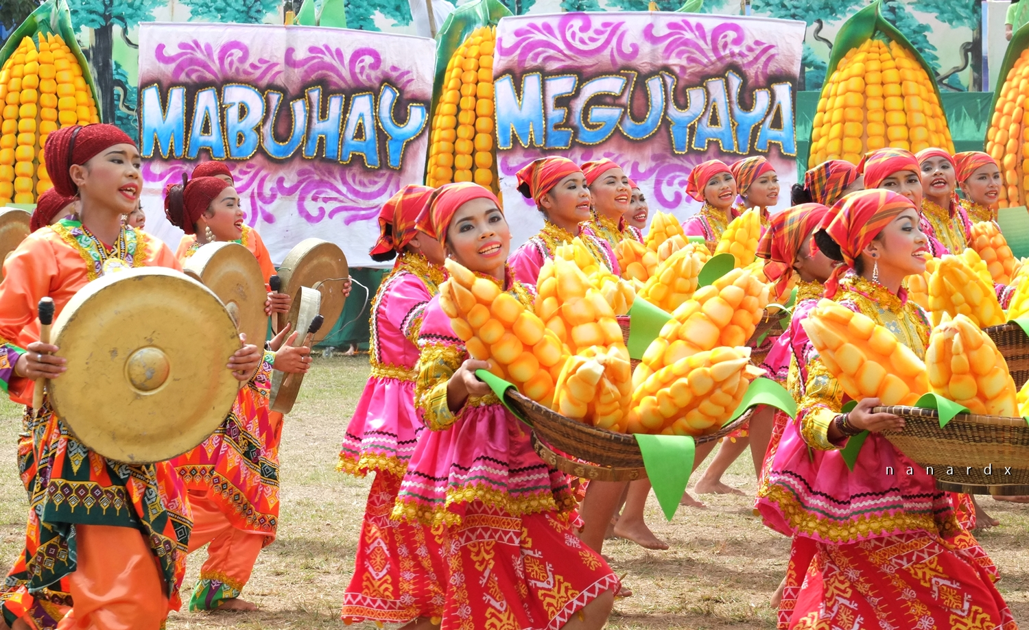 Meguyaya Festival: A celebration of abundance, peace and unity in Upi