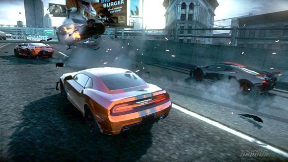 Ridge Racer Unbounded PC Full Version Screenshot 3
